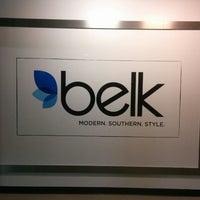 Photo taken at Belk by Derek B. on 1/10/2014