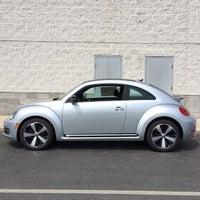 Photo taken at Lindsay Volkswagen of Dulles by Konstantin S. on 4/19/2014