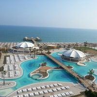 7/11/2013 tarihinde Tutku Y.ziyaretçi tarafından Kaya Palazzo Golf Resort'de çekilen fotoğraf