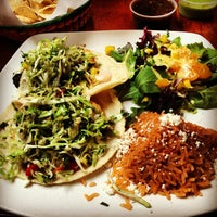 Photo taken at Los Agaves Restaurant by Jacob T. on 5/9/2013