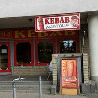 Photo taken at Mint Kebab by Robert S. on 7/12/2013