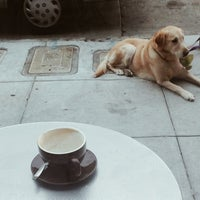 Photo taken at Flour & Co by H Y. on 8/2/2014