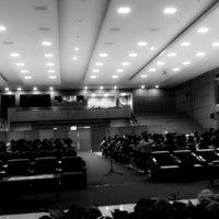 Photo taken at Fakultas Ekonomi dan Bisnis by Ade M. on 10/7/2013