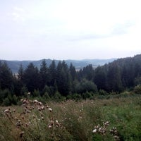 Photo taken at Розлучанська долина by Мария К. on 9/10/2015