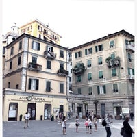 Photo taken at Piazza Del Bastione by Christian R. on 6/7/2014