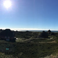 Photo taken at Südspitze Sylt by Christian R. on 10/4/2016