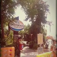 8/17/2013 tarihinde Mehmet K.ziyaretçi tarafından Green Beach Restaurant'de çekilen fotoğraf
