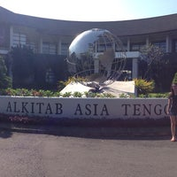 Photo taken at Seminari Alkitab Asia Tenggara (SAAT) by Janto W. on 12/28/2013