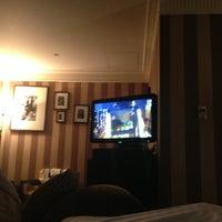 Photo taken at Baglioni Hotel by M R. on 7/21/2013