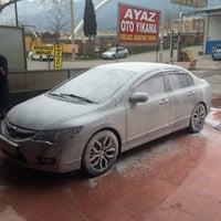 Photo taken at Ayaz Oto Kuaför by Volkan M. on 2/22/2015