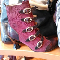 Photo taken at John Fluevog Shoes by Ramona M. on 6/23/2013