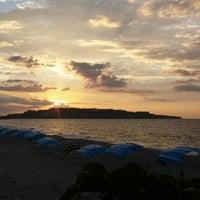 Photo taken at Playa Los Canales by John P. on 8/8/2014