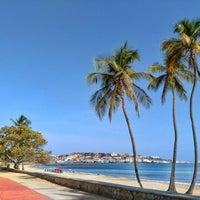 Photo taken at Playa Los Canales by John P. on 5/10/2017