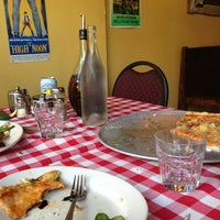 Photo taken at Nice Pizza by Clinton Hill Chill M. on 7/23/2013