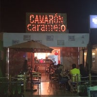 Photo taken at Camarón Caramelo by Vampi I. on 6/6/2014