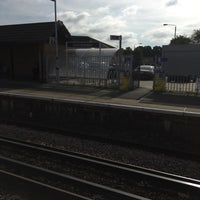 Photo taken at Lower Sydenham Railway Station (LSY) by Will H. on 7/25/2016