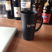 Photo taken at gyro by Alexander P. on 5/22/2014