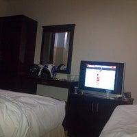 Photo taken at Hotel Anugrah by Abd. Muin Y. on 3/30/2014