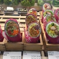 Photo taken at Sushi Burrito by Katrina on 2/16/2017