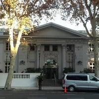 Photo taken at Park Hyatt Mendoza by Maria Lucia V. on 6/12/2013