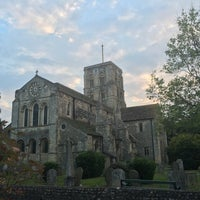 Photo taken at St Mary de Haura by Adam T. on 6/8/2016
