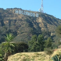 Photo taken at Hollywood Sign View by Дора Б. on 6/11/2015