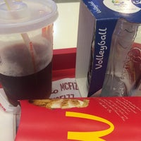 Photo taken at McDonald's by Janry Nicolas A. on 8/9/2016