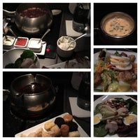 Photo taken at The Melting Pot by Kevin H. on 2/13/2016