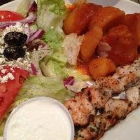Photo taken at MR. GREEK Mediterranean Grill by Lauren L. on 6/15/2014