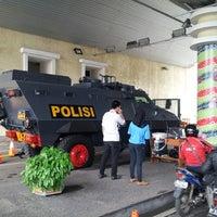 Photo taken at Pintu Gerbang Utama by Pujo S. on 1/1/2014