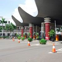 Photo taken at Pintu Gerbang Utama by Pujo S. on 6/5/2013