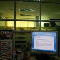 Photo taken at Jabatan Kerja Raya HQ by ronalamitaw d. on 5/14/2013
