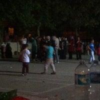 Photo taken at Akşemsettin İlköğretim Okulu by YunusBey (. on 8/9/2014