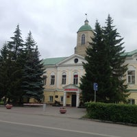 Photo taken at Дом офицеров by Вадим (Даниэль)🔯😘🤔🚕🚄✈️🚀🚢📲💵 on 7/4/2013