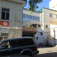 Photo taken at Автомойка Paradise by Ksenia K. on 6/22/2013