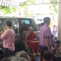 Photo taken at กุฏิพระเทพสิงหบุราจารย์ by pan s. on 6/6/2015
