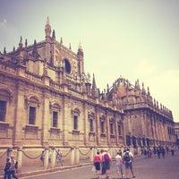 Foto tomada en Catedral de Sevilla por Jennifer Y. el 6/5/2013