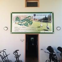 Photo taken at Golf Club Lugano by Vaclav J. on 7/21/2013
