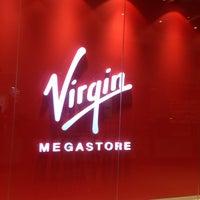 Photo taken at Virgin Megastore ڤيرجن ميجاستور by Sarah J. on 7/25/2013