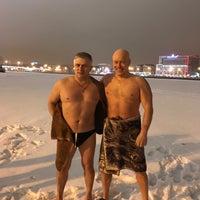 Photo taken at Аквабус: Аптекарская набережная by Алексей Р. on 1/18/2017