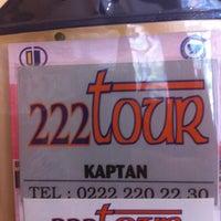 Photo taken at 222 Tour Turizm by Mümin K. on 4/25/2014