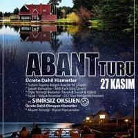 Photo taken at 222 Tour Turizm by Mümin K. on 11/22/2016