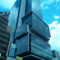 Photo taken at Shibuya Hikarie by David H. on 4/4/2013