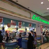 Photo taken at Lulu Hypermarket by Kansas W. on 1/29/2016