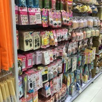 Photo taken at Daiso by Kansas W. on 3/12/2016