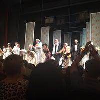 Photo taken at Малая сцена театра им. Ленсовета by Natalia K. on 6/15/2014