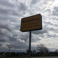 Photo taken at Bornheim-Walberberg by Magdalena N. on 3/30/2016