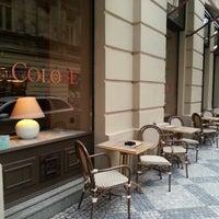 Photo prise au Café Colore par Gunl le6/4/2013