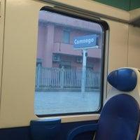 Photo taken at Stazione Camnago - Lentate by Tania Sade on 9/15/2017