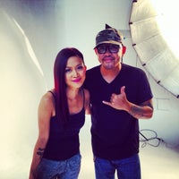 Photo taken at Edge Of Light Studios by Marizel S. on 3/11/2014